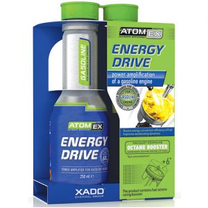 Octane Booster- Atomex Energy Drive Essence