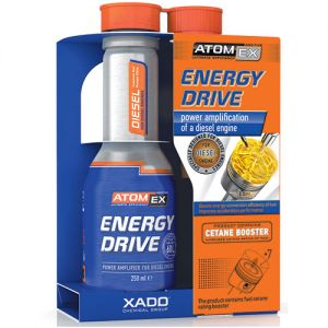 Cétane Booster- Atomex Energy Drive Diesel