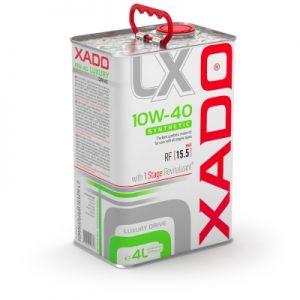 Huile Moteur Synthétique Luxury Drive 10W-40 XADO, 4L