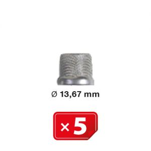 Crépine d'aspiration Compressor Guard  Ø 13.67 mm pour système de climatisation (lot de 5 pcs)