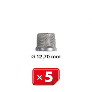 Crépine d'aspiration Compressor Guard  Ø 12.70 mm pour système de climatisation (lot de 5 pcs)