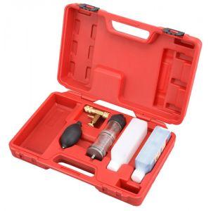 Kit Testeur de Fuite de Gaz de Combustion (avec chambres verticales)