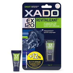 XADO Revitalizant EX120 Boîte de Vitesses, tube 9 ml