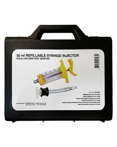 Seringue injecteur rechargeable R134A, 50 ml
