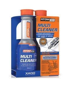 Nettoyant pour système carburant Diesel, Atomex Multi Cleaner