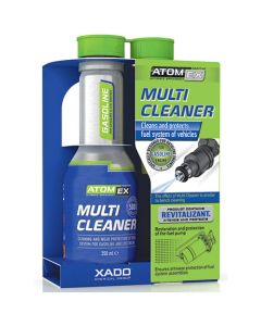 Nettoyant Injecteurs & Carburateurs Essence, Atomex Multi Cleaner