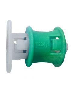 Adaptateur plastique pour système A/C R1234YF
