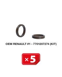 Joint Spécial OEM Renault #1- 7701207274(KIT) (lot de 25 pcs.)