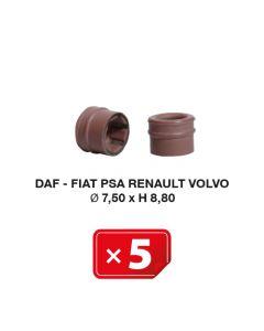 Joint Spécial Daf-Fiat-PSA-Renault-Volvo Ø 7,50 x H 8,80 (lot de 5 pcs)