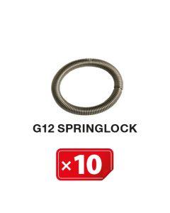 Outil de raccord Springlock G12  (lot de 10 pcs.)