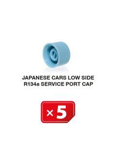 Bouchon pour Basse Pression R134a pour voitures Japonaises ( lot de 5 pcs)