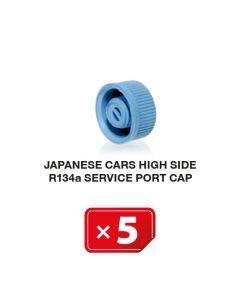 Bouchon pour Haute Pression R134a pour voitures Japonaises ( lot de 5 pcs)