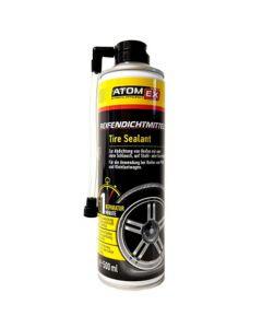 Produit d'étanchéité pour pneus Atomex