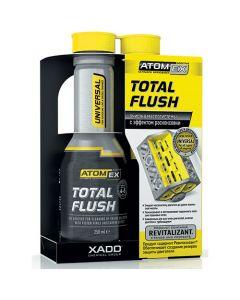 Nettoyant du moteur et du système d'huile Atomex Total Flush