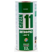 Liquide de Refroidissement Vert 11 –40 °С XADO 2L