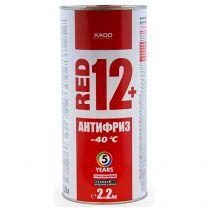 Liquide de Refroidissement Rouge 12+ –40°С XADO