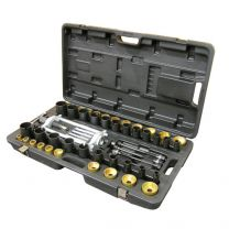 Kit pour l'extraction et l'installation de roulement (57 pcs)