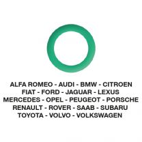 Joint Torique Climatisation Alfa-Audi-BMW-Citroen-Fiat-etc. 10.82 x 1.78 (lot de 25 pcs)