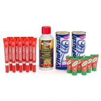 Kit Anti Consommation d'huile moteur Essence TORALIN
