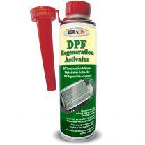 Toralín Régénération active FAP diesel