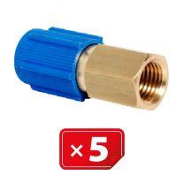 Adaptateur Retrofit  1/4 SAE basse pression – cuivre