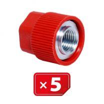 Adaptateur Retrofit  sans mécanisme 3/16 SAE haute pression – aluminium