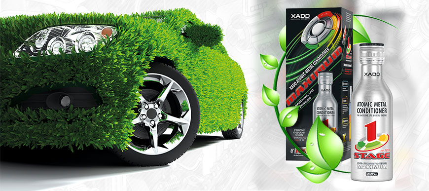XADO Maximum augmente la ressource du moteur
